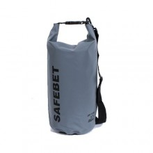 Safebet Waterproof Shoulder dry bag pouch 10L (Grey)