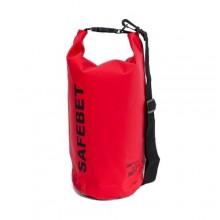 Safebet Waterproof Shoulder dry bag pouch 10L (Red)