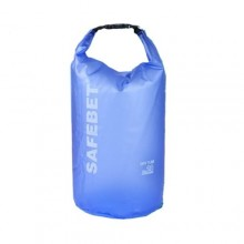 Safebet Waterproof Shoulder dry bag pouch 20L (Light Blue)