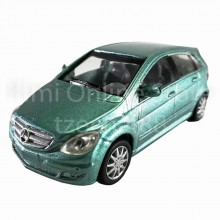 Newray Die-cast Mercedes Benz B-Class Car 1:43 Green Color Model Collection New