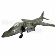 Newray Air Craft AV-8B Harrier Army 1:72 Model Collection Gift New Toy Fighters