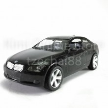 Newray Die-cast BMW 3 Series Coupe 1:43 Black Color Model Collection New Gift