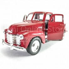 Welly 1:34-1:39 Die-cast 1953 Chevrolet 3100 Pick Up Car Red Model Collection