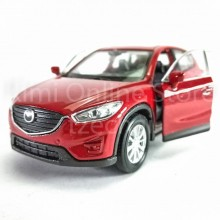 Welly 1:34-1:39 Die-cast Mazda CX-5 Car Red Color Model Collection New Gift