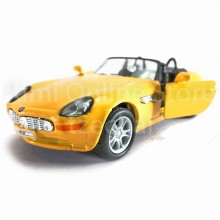 Welly 1:34-1:39 Die-cast BMW Z8 Car Yellow Color Model Collection New Gift