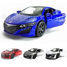Welly 1:34-1:39 Die-Cast 2015 Honda NSX Car 4 Color Model Collection New Gift