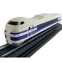 Die-cast JR Super Azusa Train 6 Inch White Blue Color Model Collection Gift New
