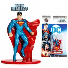 JADA 1.65'' Nano Metalfig DC Comic Superman Rebirth Action Diecast Figures Metal