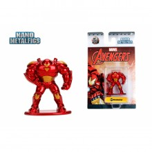 JADA 1.65'' Nano Metalfig Marvel The Avengers Hulkbuster Action Figure