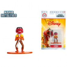 JADA 1.65'' Nano Metalfig Animal Disney The Muppets Action Figure Diecast Metal