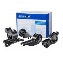 Ashimori Rubber Part Engine Mount Set for Proton Saga (Auto) BLM Mounting Motor