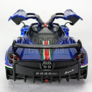 Kinsmart 1:38 Die-cast 2016 Pagani Huayra BC Race Car Metal Model Collection