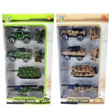 Toys Army military Green & Brown Collection Speed Passion Tank Helicopter Figure