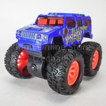 Bigfoot Off-Road Monster Truck 3.5 inch Diecast Blue Color Model Collection