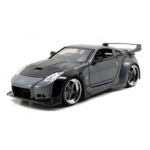 Jada 1:24 Fast & Furious Die-Cast DK's Nissan 350Z Car Model Collection