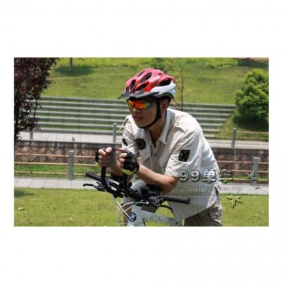 Aerobar Armrest Split Bridge Handle Bar Universal Bicycle Triathlon