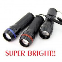 Bicycle Super Bright Head Torch Light Lamp Accessories Korean Bike