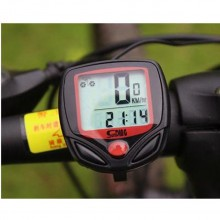 SD-548B Multifunctional Bicycle Computer Odometer Speedometer