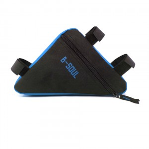 B-SOUL Bike Triangular Front Bag Packer Riding Euipment Bicycle Accessory Mult
