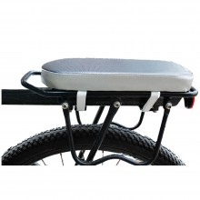 Comfortable Bike Bicycle MTB Soft Cushion Cargo Saddle Seat Rear Rack Cushion