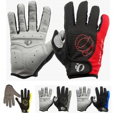 3D Full Finger Extra Gel Cycling Glove Mountain Road Bicycle Bike Blue Red Grey