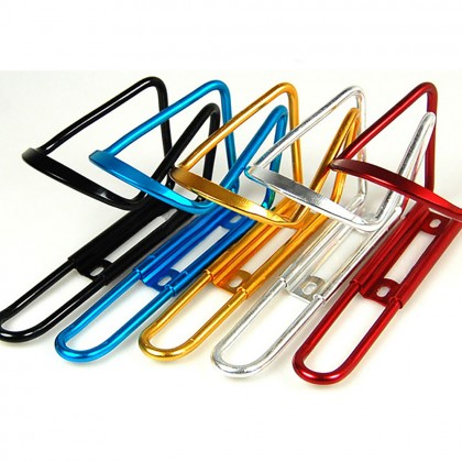 Front Water Bottle Holder Universal Metal Portable Cage Bicycle Bike Clamp Multi Color