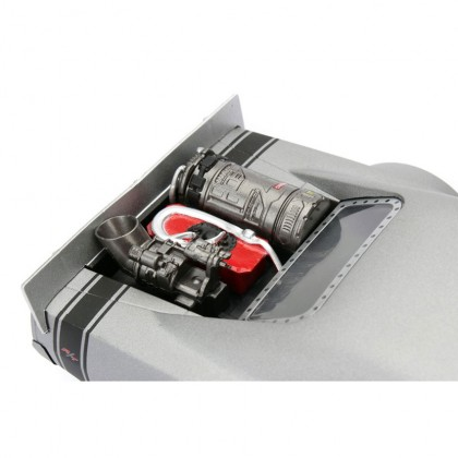 Jada 1:24 Fast & Furious Die-Cast Dom's Dodge Ice Charger Car Model Collection