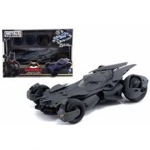 Jada 1:24 Die-Cast Batmobile Batman v Superman Dawn of Justice Model Collection