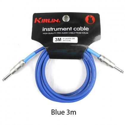 3M 6.35mm Audio Music Cable Jack Guitar, Ukulele Bass, Keyboard, Instrument MONO