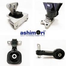 Ashimori Engine Mount Set Honda Civic SNA 1.8L (Auto) 06'-10' Motor