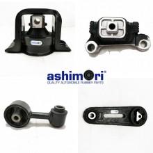 Ashimori Engine Mount Set Nissan Sylphy G11Z 2.0L (Auto) 2008-2014