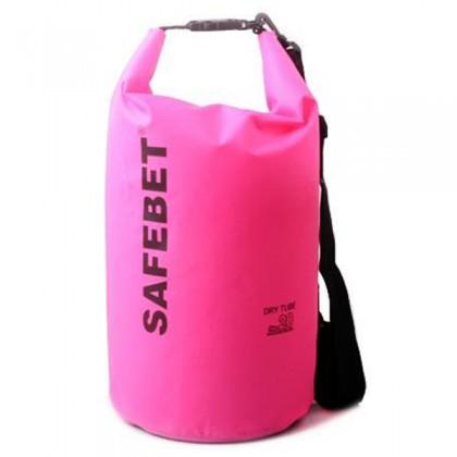 20L Safebet Waterproof Shoulder Dry Bag Multipurpose Camp Outdoor Pouch New