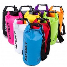20L Safebet Waterproof Shoulder Dry Bag Multipurpose Camp Outdoor Pouch New