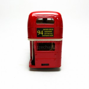 Welly 4.75 inch Die-cast AEC Routemaster London Bus Red Model with Box Collection