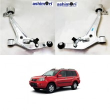 Ashimori Lower Control Arm Assembly Front Right + Left Nissan X-Trail 01'-03'