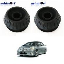 Ashimori 1 pair Toyota Vios NCP93 1.5L Absorber Mounting Front Strut Mount 07'-13'