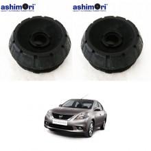 Ashimori 1 pair Nissan Almera N17 13'-17' Absorber Mounting Front Strut Mount