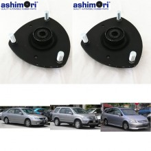 Ashimori 1 pair Honda Civic S5A 1.7L, CRV S9A, Stream S7A Absorber Mounting Front Strut Mount