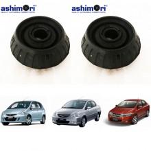 Ashimori 1 pair Honda Jazz SAA, City SEL, TMO Absorber Mounting Front Strut Mount