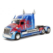 Jada 1:24 Die-Cast Western Star 5700 Optimus Prime Transformers The Last Knight Model Collection