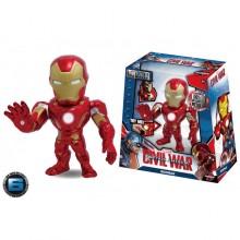 "Jada 6"" Iron Man M55 Captain America Civil War Die-Cast Metalfigs Model Collection"