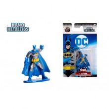 JADA 1.65'' Nano Metalfisg DC Comics Batman DC40 Action Figure Diecast Metal