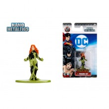 JADA 1.65'' Nano Metalfisg DC Comics Poison Ivy (DC45) Action Figure Diecast Metal
