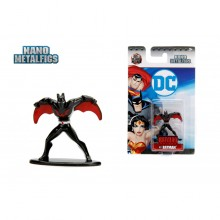 JADA 1.65'' Nano Metalfisg DC Comics Batman (DC51) Action Figure Diecast Metal