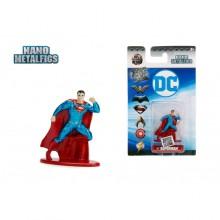 JADA 1.65'' Nano Metalfisg DC Comics Superman (DC52) Action Figure Diecast Metal