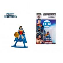 JADA 1.65'' Nano Metalfisg DC Comics Wonder Woman (DC53) Action Figure Diecast Metal