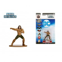 JADA 1.65'' Nano Metalfisg DC Comics Aquaman (DC57) Action Figure Diecast Metal