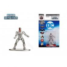JADA 1.65'' Nano Metalfisg DC Comics Cyborg (DC60) Action Figure Diecast Metal