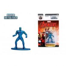 JADA 1.65'' Nano Metalfigs Iron Man Stealth (MV23) Marvel The Avengers Action Figure Metal Diecast