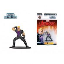 JADA 1.65'' Nano Metalfigs Hawkeye (MV25) Marvel The Avengers Action Figure Metal Diecast